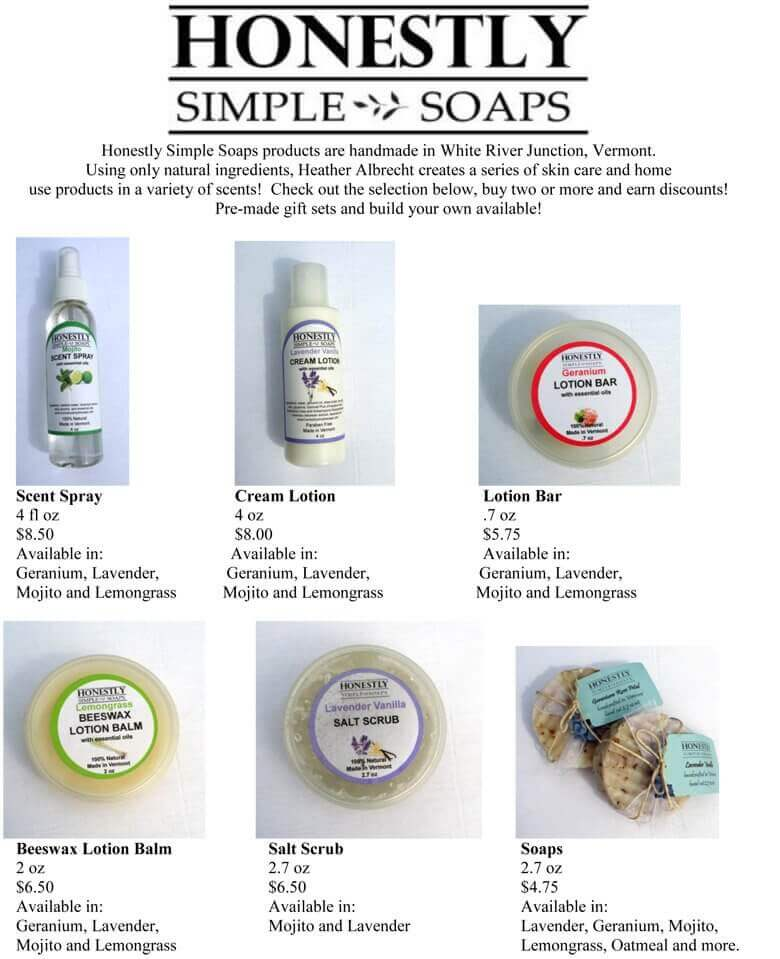 Honestly Simple Soaps